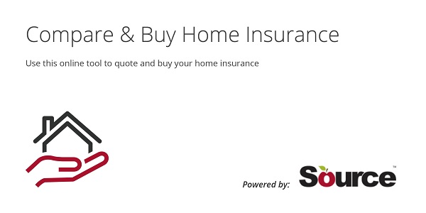 Source home insurance comparison website